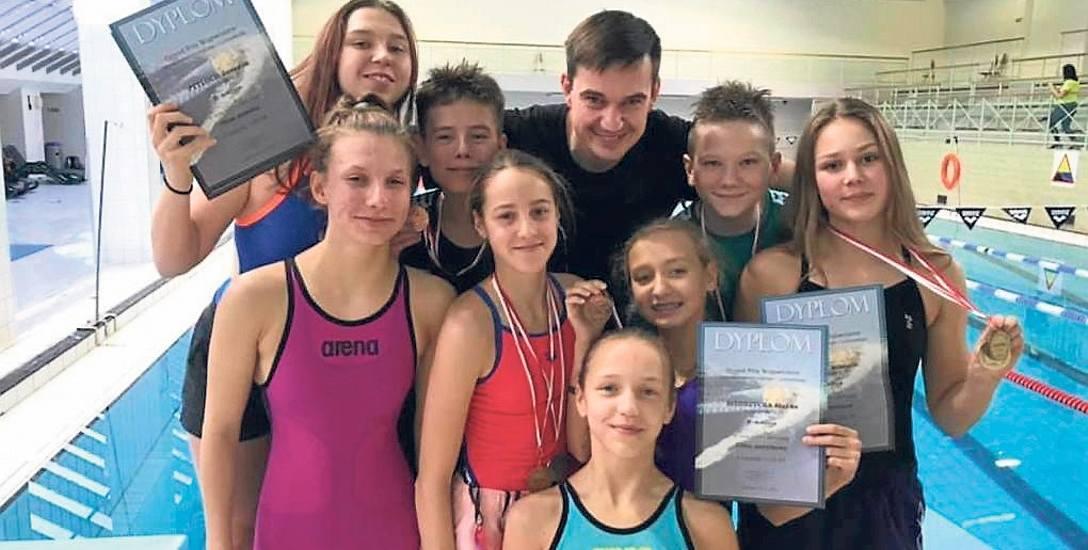 Młodzież Bałtyku Kołobrzeg przywiozła z Koszalina aż 9 medalowych lokat