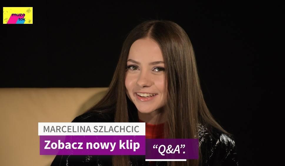 """Film do artykułu: Marcelina Szlachcic: W najnowszym klipie do singla """"Q&A"""" wystąpili też m.in.: Roksana Węgiel, Stachursky, Deemz i Triku [WYWIAD WIDEO]"""