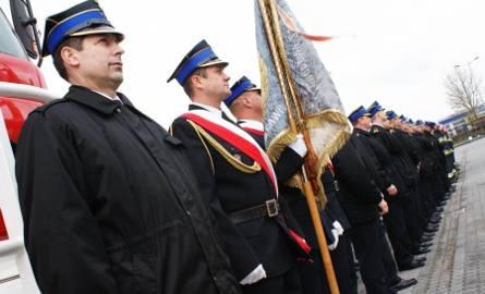 Inowrocław. Nowe pojazdy dla Komendy Powiatowej Państwowej Straży Pożarnej