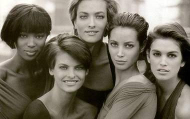Najsłynniejsze top modelki lat 90.