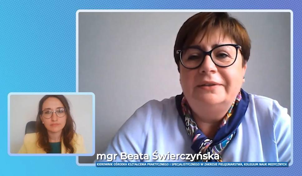 Film do artykułu: Kształć się w kierunku przyszłości z Kolegium Nauk Medycznych WSG w Toruniu (wideo)
