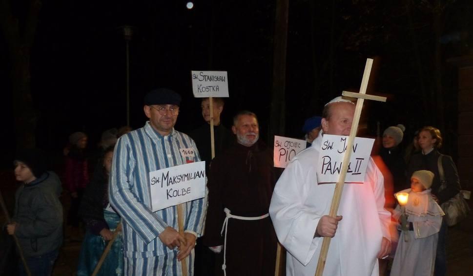 Film do artykułu: Marsz Wszystkich Świętych w Suchedniowie
