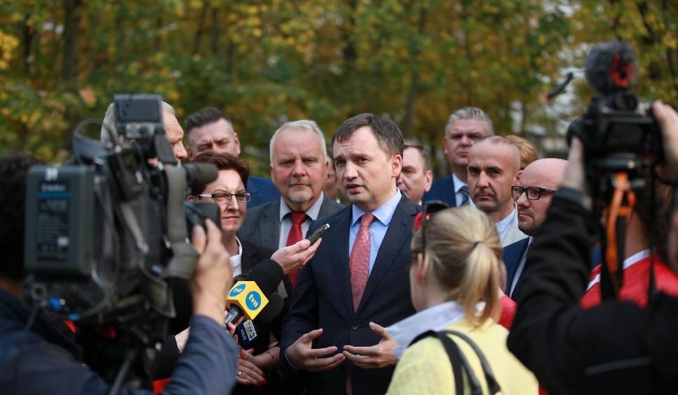 Film do artykułu: Minister Zbigniew Ziobro w Brodach. Wsparcie dla wójt Marzeny Bernat i kandydatów do Sejmiku Mariusza Goska i Grzegorza Banasia