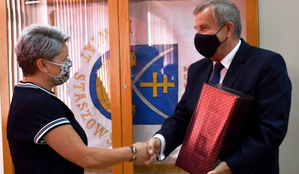 Film do artykułu: Zespół Kleks ze Staszowa nagrodzony przez starostę