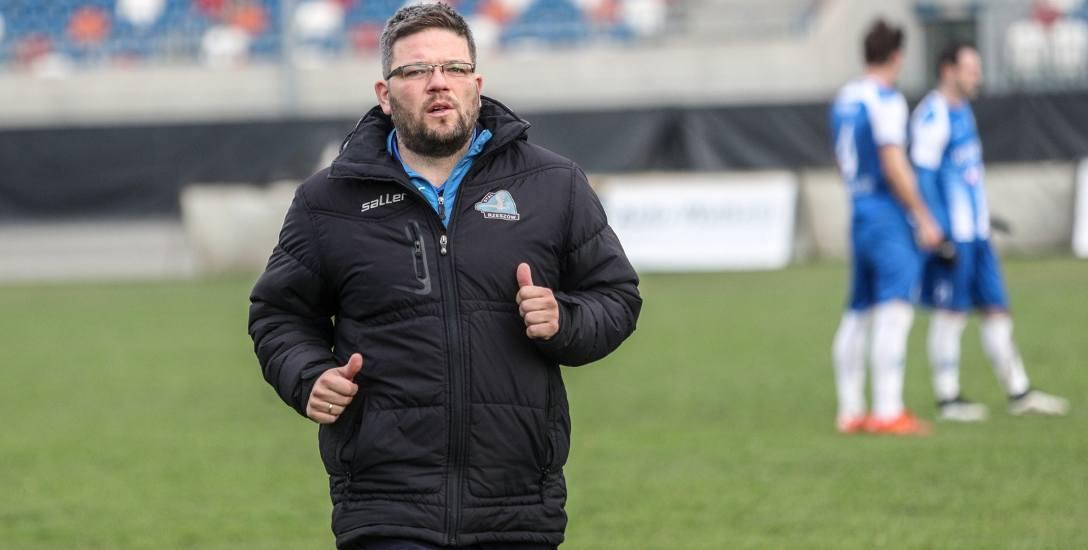 Trener Stali Rzeszów: Jest rywalizacja i o to chodzi