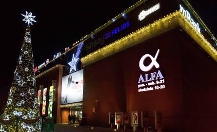 Galeria Alfa jako pierwsza w regionie czeka na głosy