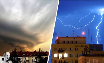 Jak zachowywać się w trakcie burzy? Przestrzeganie tych zasad zminimalizuje niebezpieczeństwo uderzenia piorunem.Śledź komunikaty i ostrzeżenia pogodowe.