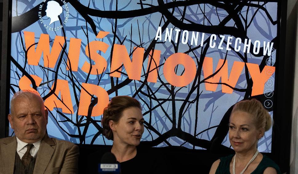 """Film do artykułu: """"Wiśniowy sad"""" Antoniego Czechowa otworzy rzeszowski festiwal Trans/Misje [WIDEO]"""