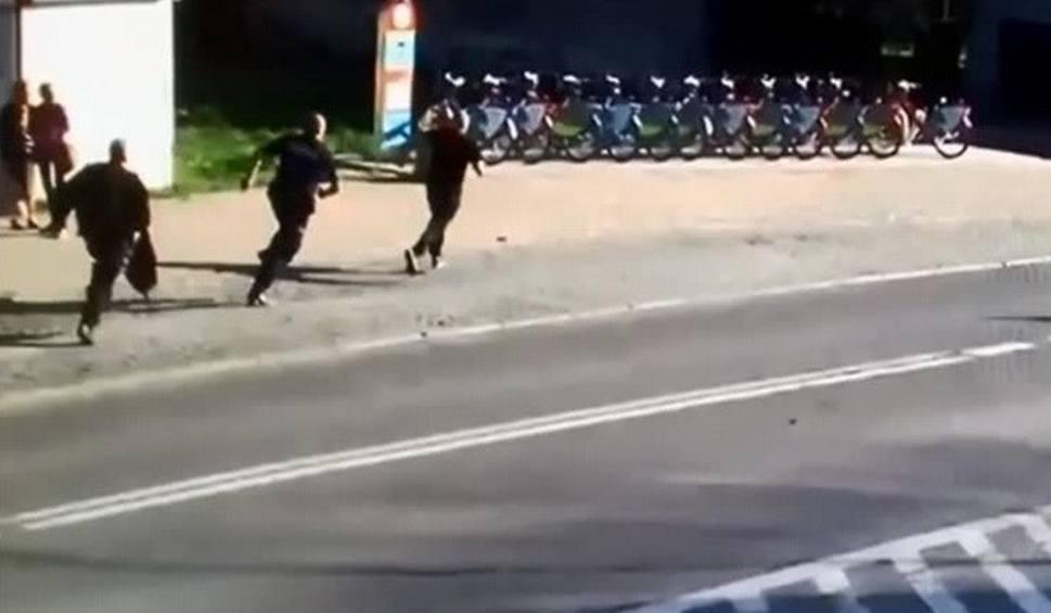 Film do artykułu: Przechodzień w Gliwicach pomógł policjantom zatrzymać poszukiwanego WIDEO+ZDJĘCIA