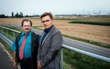 Poufna linia wysokiego napięcia z Baczyny do Plewisk