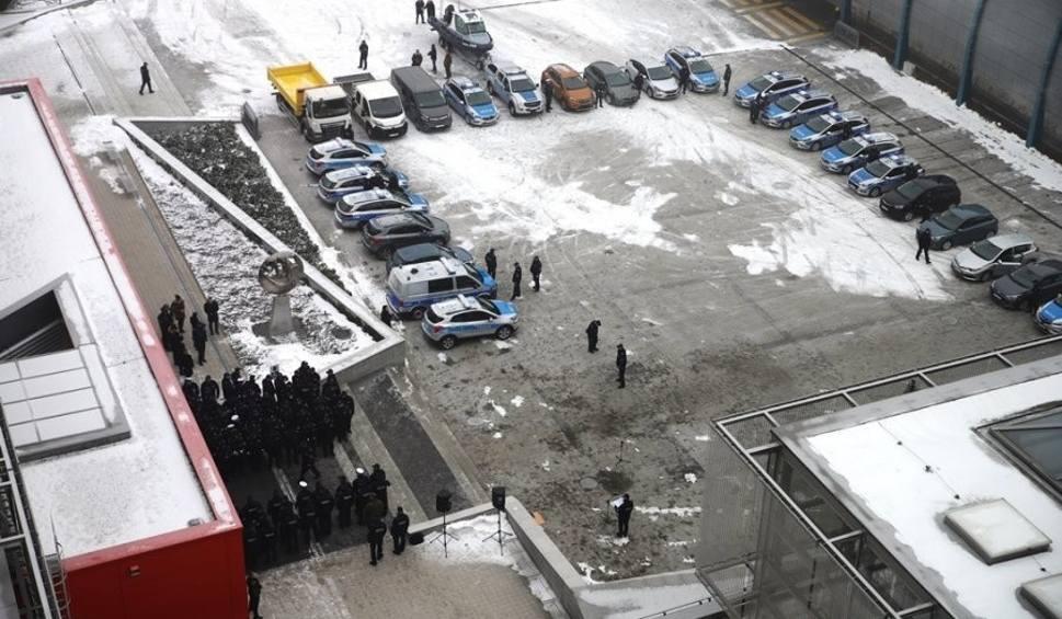 Film do artykułu: Nowe radiowozy, łódź i podsumowanie minionego roku w świętokrzyskiej policji (ZDJĘCIA)