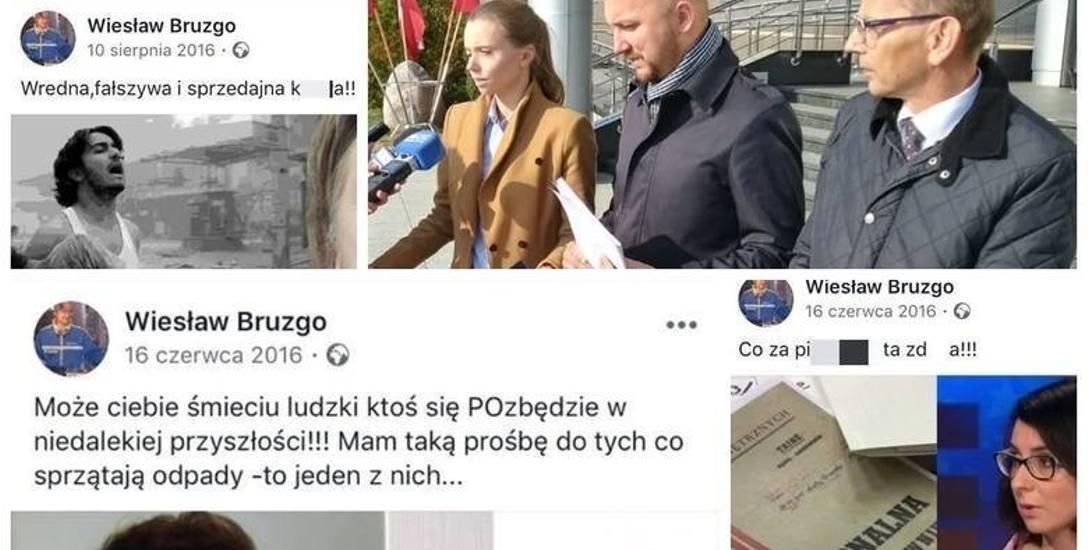 Śledczy zbadają sprawę wpisów byłego kandydata na burmistrza Suchowoli