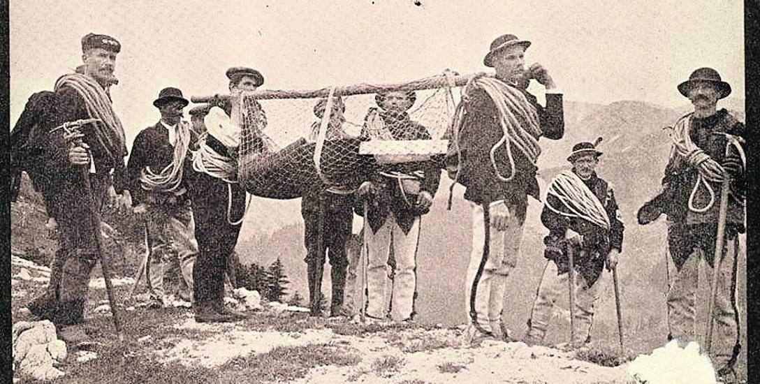 O ucieczce Niemców z Podhala, ale też o Zaruskim oraz Szymborskiej