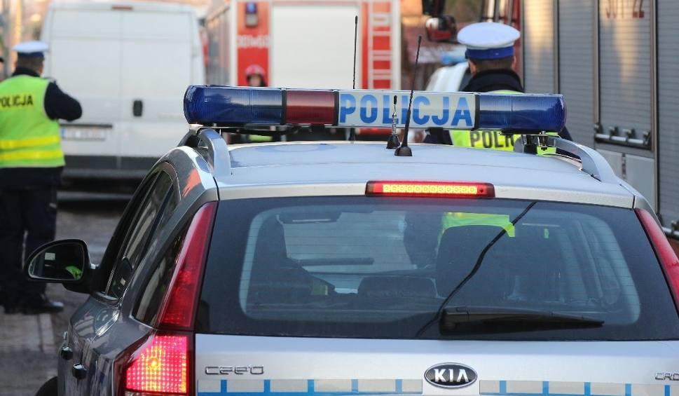 Film do artykułu: Uszkodzona rura z gazem w Kielcach