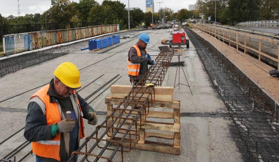Film do artykułu: Remont wiaduktu na 3 Maja zakończy się szybciej