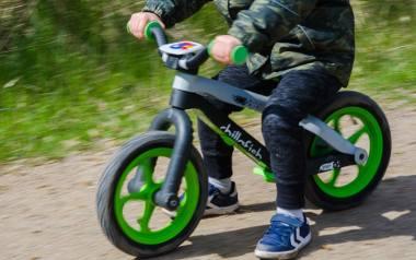 Rowerek biegowy – zdrowa porcja ruchu i radości