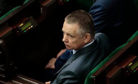 Prezes NIK podczas pierwszego posiedzenia Sejmu IX kadencji. Warszawa 12 listopada 2019 r.