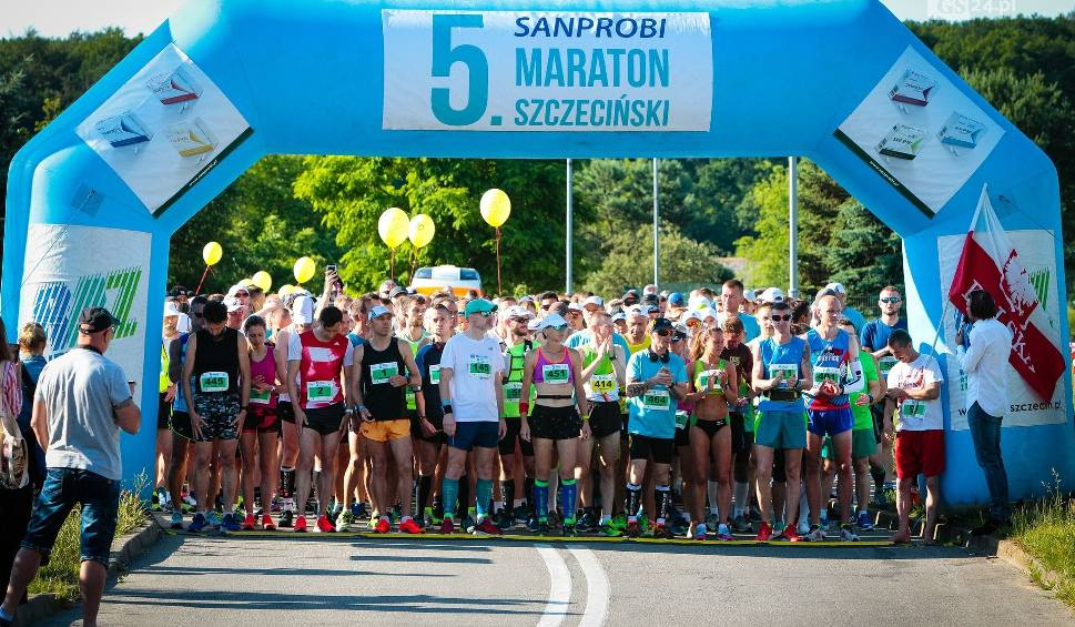 Film do artykułu: 5. Sanprobi Maraton Szczeciński 2019 - WYNIKI i ZDJĘCIA. Pobiegło blisko pół tysiąca zawodników!