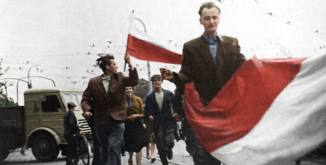 - Mamy chyba jakieś kompleksy i dlatego musimy mieć pierwsze powstanie w PRL. Poznań był pierwszym miastem, które się zbuntowało na taką skalę - nikt
