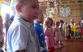 Na zdjęciu obchody 65-lecia Przedszkola nr 7 w Łowiczu