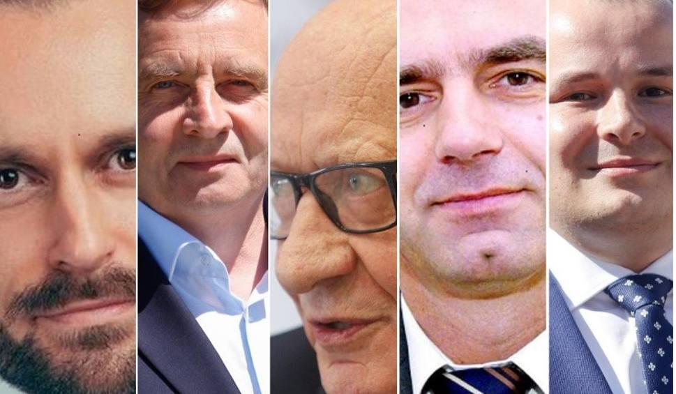 Film do artykułu: Wybory samorządowe 2018. Kto zostanie prezydentem Rzeszowa? Tadeusz Ferenc traci głosy - Wojciech Buczak zyskuje [SONDAŻ]