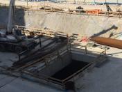 """Projekt trzeciej stacji II linii metra na odcinku zachodnim wykonało Biuro Projektów """"Metroprojekt"""", które brało udział w projektowaniu"""