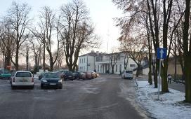 Ul. Dworcowa w Łowiczu