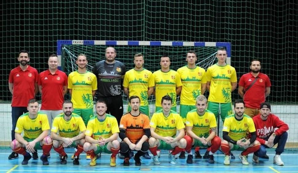 Film do artykułu: Wojewódzki Puchar Polski w futsalu dla Bongo Krapkowice