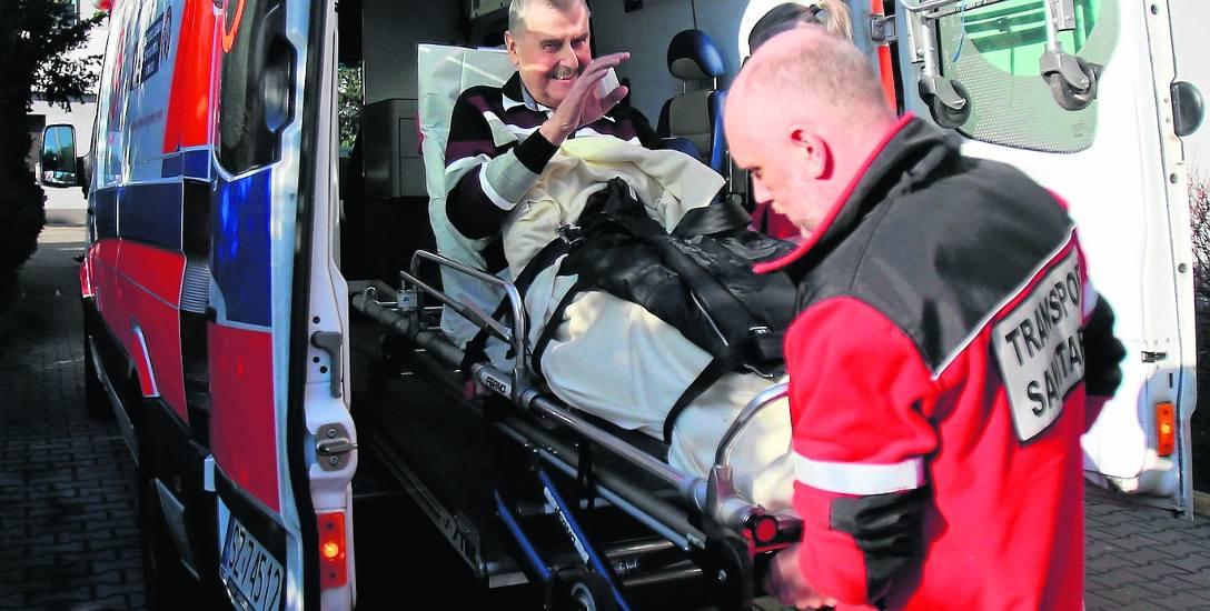 67-letni Mieczysław Koral z Rudy Śląskiej wrócił do domu z nowym sercem. Do operacji udało mu się dotrwać dzięki sztucznemu