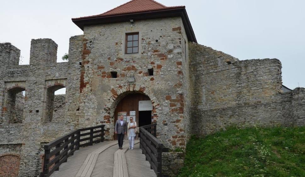 Film do artykułu: Kolejne pieniądze na rewitalizację zamku w Rabsztynie