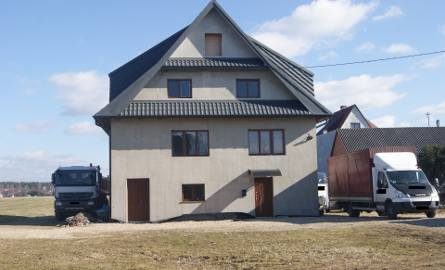 To w tym domu przy ul. Orkana, w Ludźmierzu doszło w sobotę do morderstwa