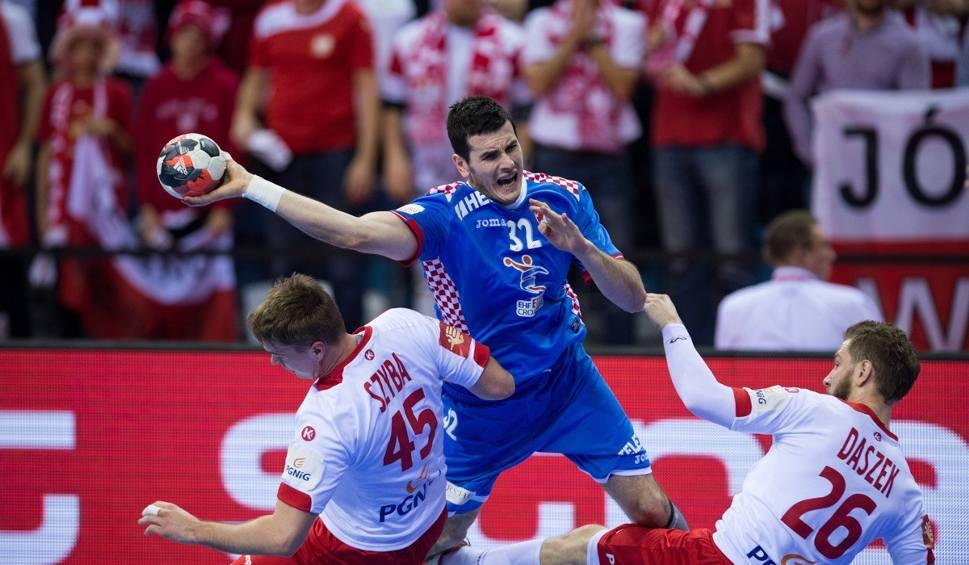 Film do artykułu: Polska - Chorwacja 23:37. Półfinał Mistrzostw Europy nie dla Polski [zdjęcia, wideo]