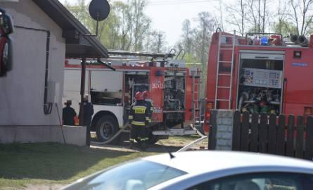 Do tragicznego zdarzenia doszło w Wielką Sobotę (20 kwietnia) przed południem w domu jednorodzinnym w miejscowości Mostki w powiecie włocławskim. - Gdy