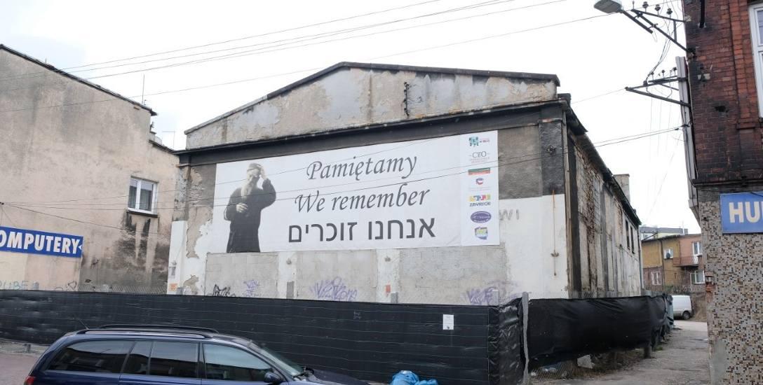Tak dziś wygląda budynek zawierciańskiej synagogi