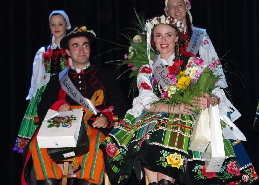 Danuta Kaźmierczak z Błędowa i Radosław Kupiec z Łowicza zostali wybrani Księżanką i Księżakiem Roku 2014.