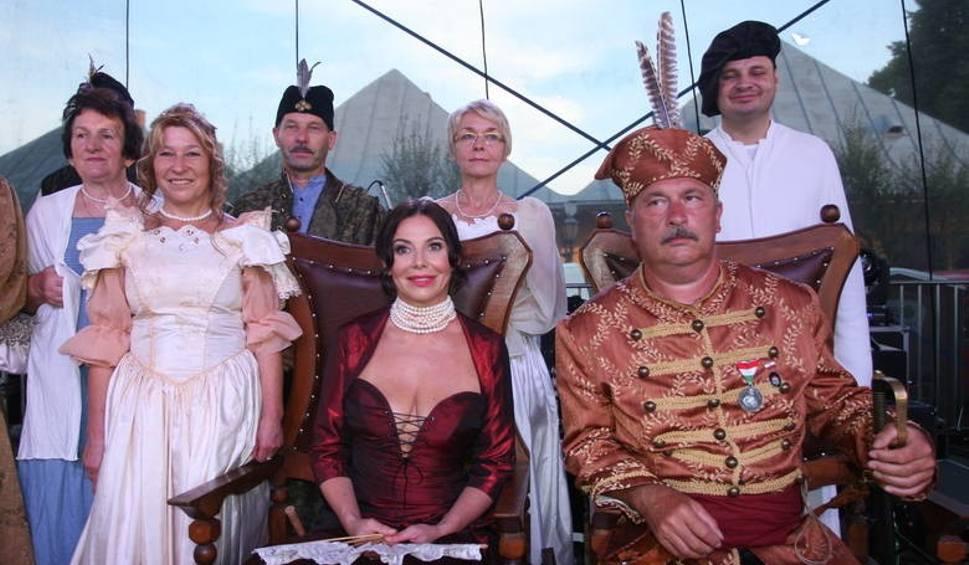 Film do artykułu: Promując przyjażń polsko węgierską kreowała postać królowej Marysieńki [ZDJECIA, WIDEO]
