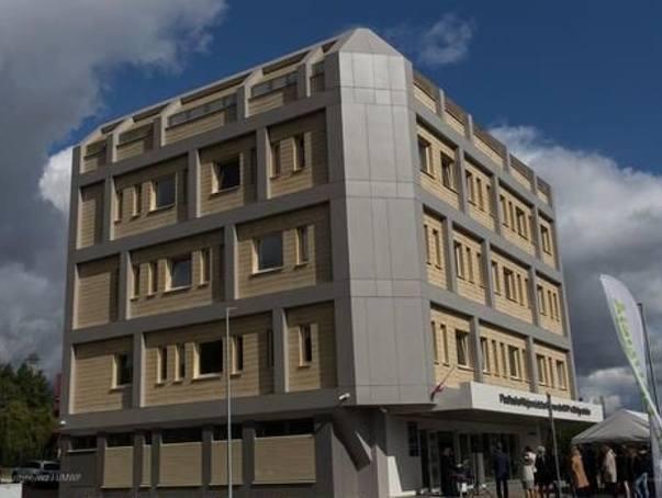 Otwarcie siedziby Komendy Wojewódzkiej Ochotniczych Hufców Pracy (zdjęcia)