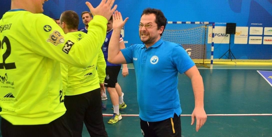 Trener Tomasz Sondej nie chce jeszcze mówić o celach drużyny