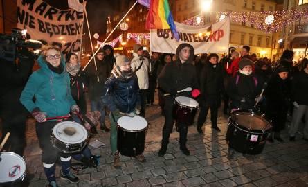 Czarny Protest we Wrocławiu, 19.01.2017