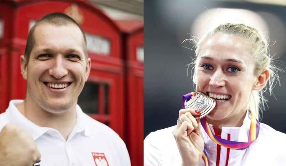 Film do artykułu: Kamila Lićwinko i Wojciech Nowicki wracają z brązowymi medalami