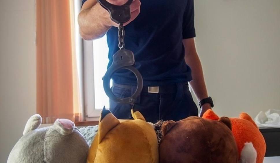"""Film do artykułu: Ukradł naklejki """"Gang słodziaków"""". Grozi mu pięć lat więzienia"""