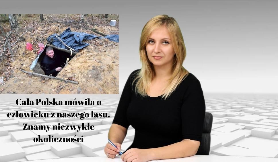 Film do artykułu: WIADOMOŚCI ECHA DNIA. Cała Polska mówiła o człowieku z naszego lasu. Znamy niezwykłe okoliczności