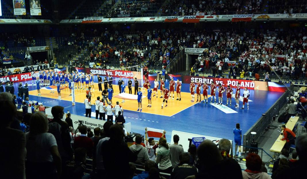 polska serbia siatkówka