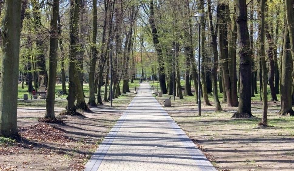 Film do artykułu: Trzy miliony dotacji na odnowę zabytkowego Parku Miejskiego w Nisku