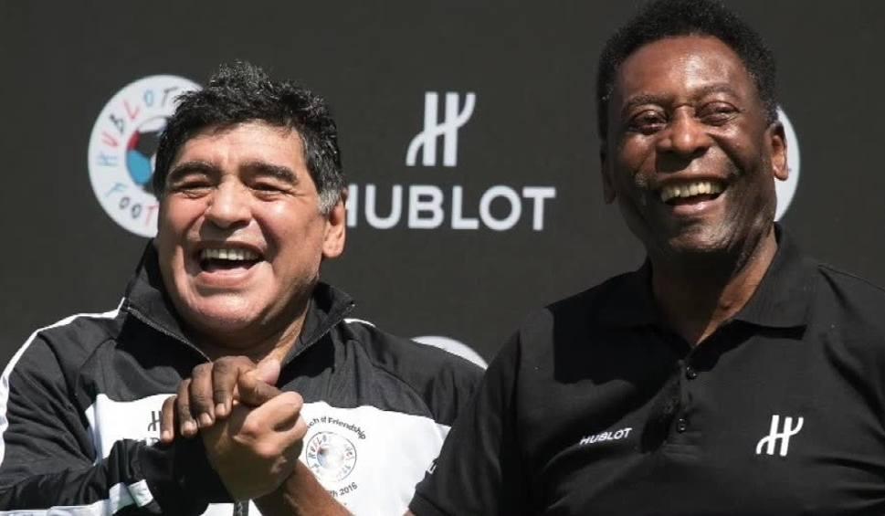 """Film do artykułu: Maradona zrezygnował z funkcji trenera z powodów zdrowotnych. """"Alzheimer to okropne słowo. Ludzie na to umierają, ale ja nie umieram"""""""