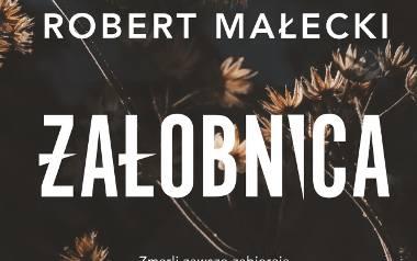 Okładka najnowszej książki Roberta Małeckiego