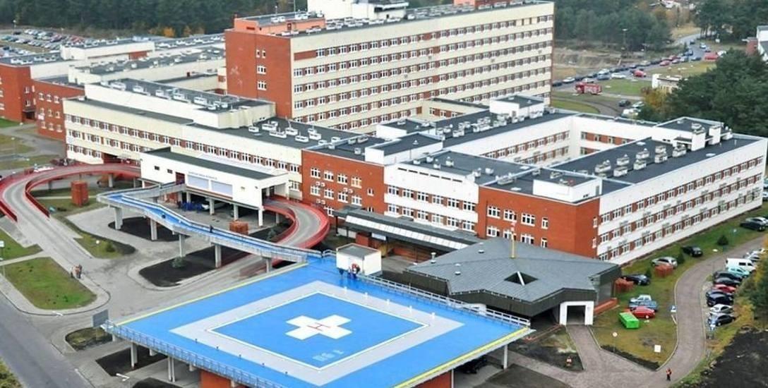 Grudziądzki szpital przestał płacić