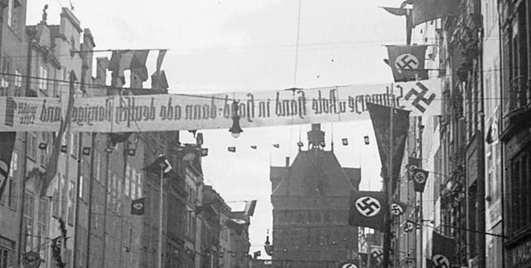 """W """"Martwym błękicie"""" nie brakuje dokładnych odniesień do topografii Wolnego Miasta Gdańska"""
