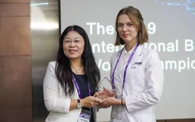 Natalia z Rzeszowa o mózgu wie wszystko. Zajęła drugie miejsce na świecie w międzynarodowym konkursie Brain Bee