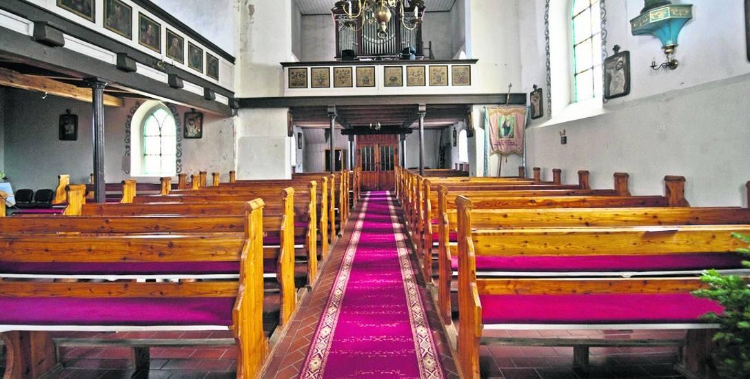 Kościół w Jamnie. Magiczne miejsce, które przejdzie przeobrażenie